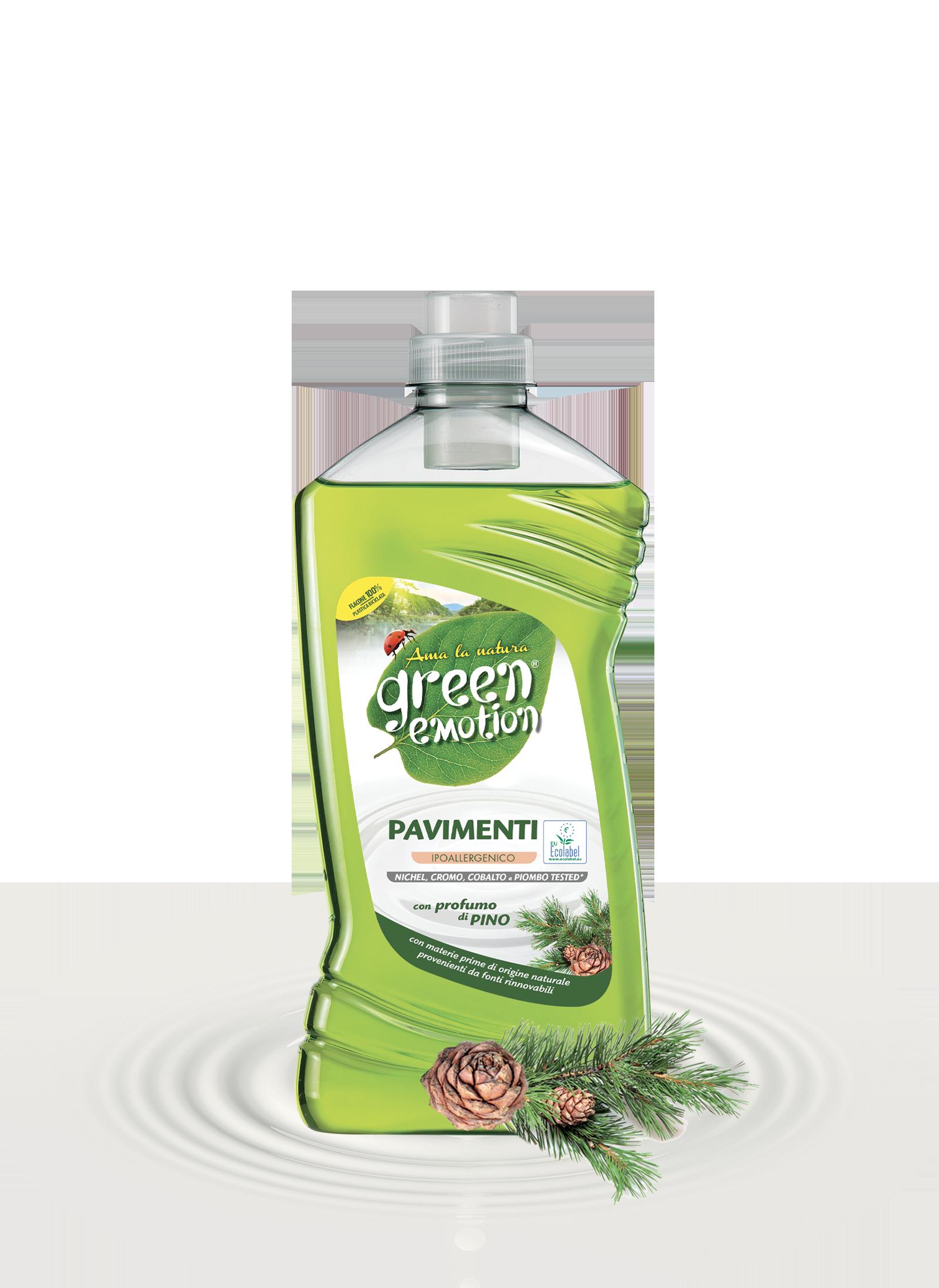 Detergente pavimenti Pino