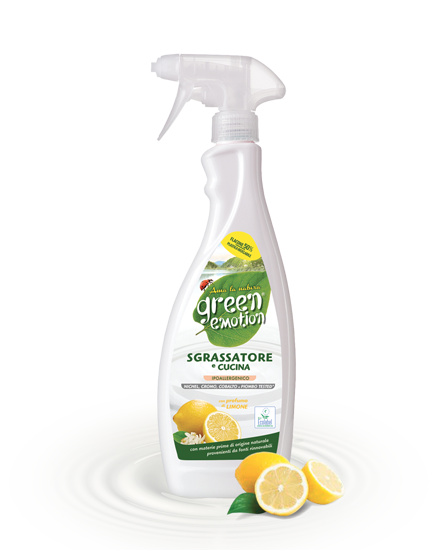Sgrassatore spray Limone