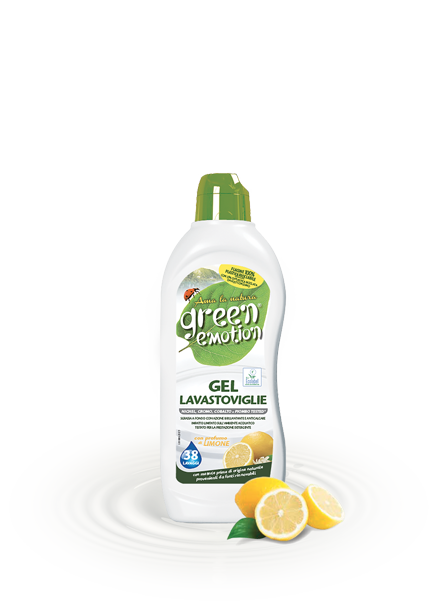 GEL LAVASTOVIGLIE650 limone green emotion