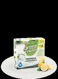 PASTIGLIE LAVASTOVIGLIE limone green emotion