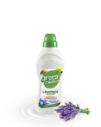 detersivo lavatrice CONCENTRATO 750ml lavanda green emotoin