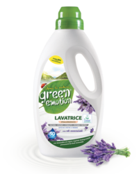 detersivo lavatrice 1500ml lavanda green emotoin