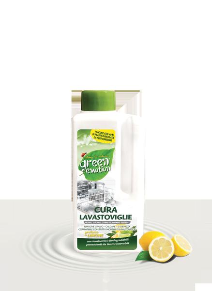 Cura lavastoviglie Limone-Green Emotion