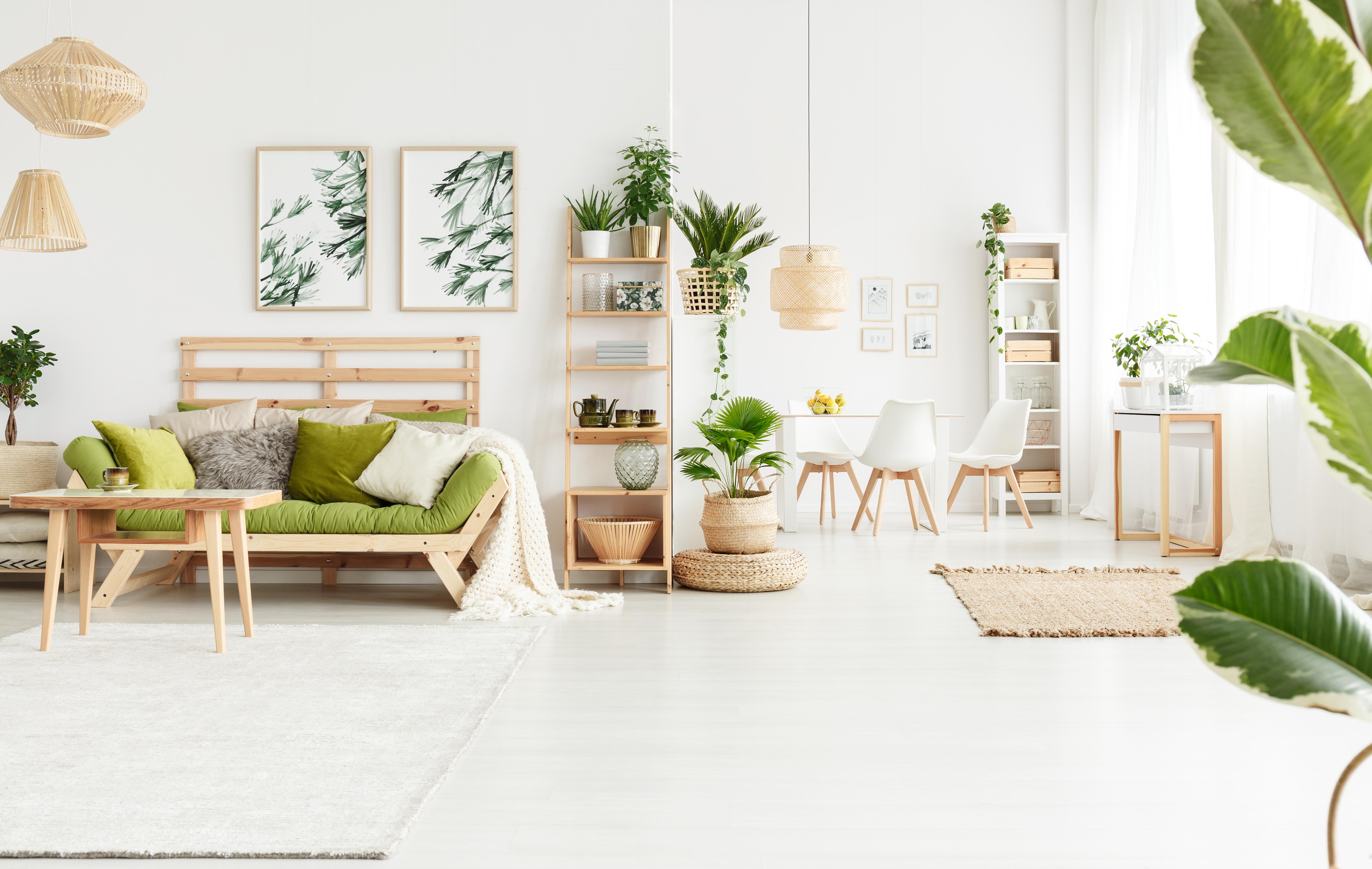 Arredamento sostenibile: idee per una casa eco-friendly