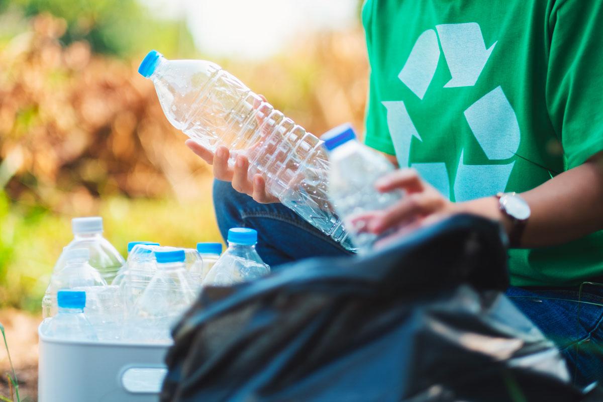 Come riciclare la plastica correttamente? Istruzioni per l'uso!